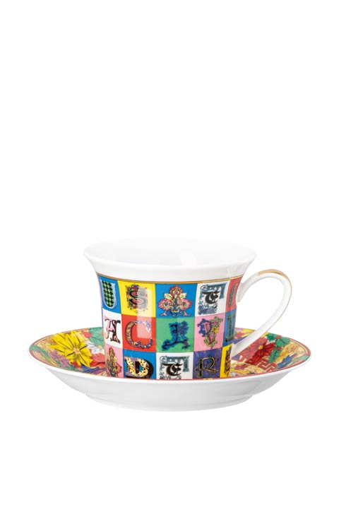 $295.00 Cappuccino Cup & Saucer 6 in 8 oz