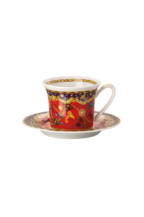 $250.00 AD Cup - 3 oz & Saucer – 4 1/3 in