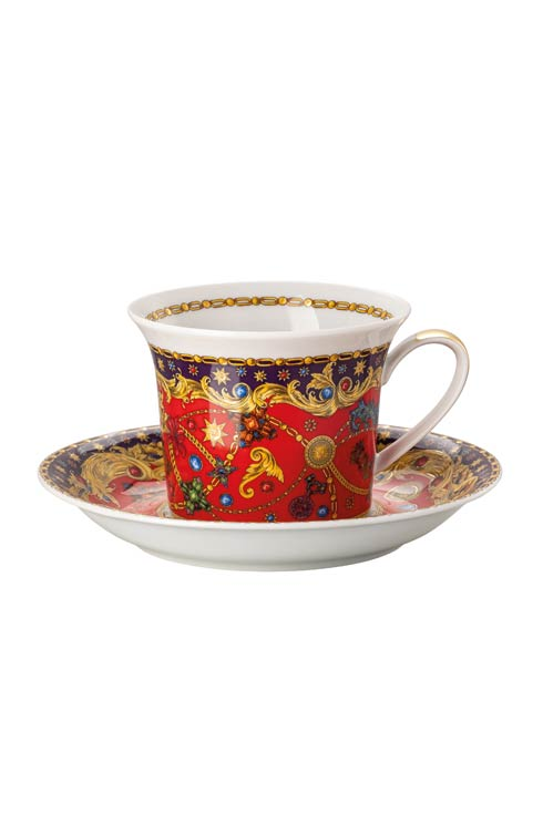 $285.00 Cappuccino Cup - 8 oz & Saucer – 6 in