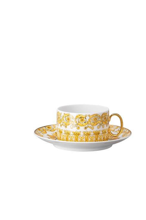 Versace by Rosenthal  Medusa Rhapsody Tea Cup & Saucer 6 1/4 in $260.00