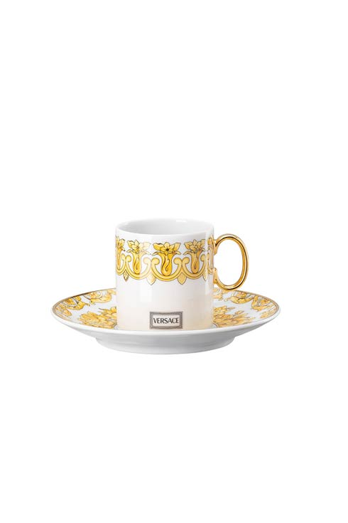$345.00 AD Cup & Saucer 4 1/4 in