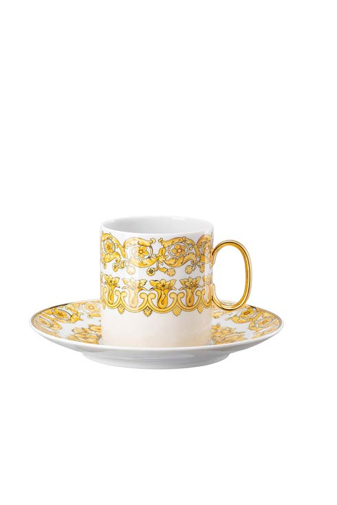 $338.00 Coffee Cup & Saucer 6 in
