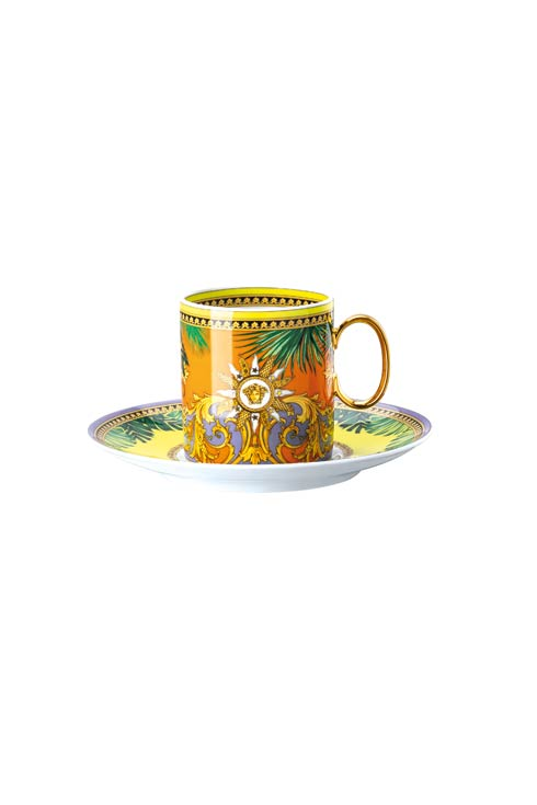 Coffee Cup - 6 oz & Saucer – 6 in image