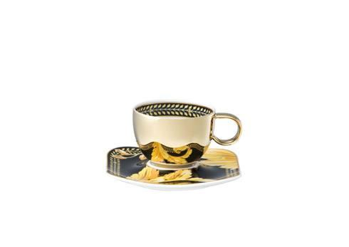 $180.00 AD Cup & Saucer