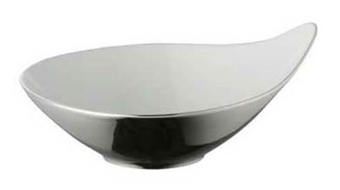 $90.00 Vegetable Bowl, Individual, Titanium
