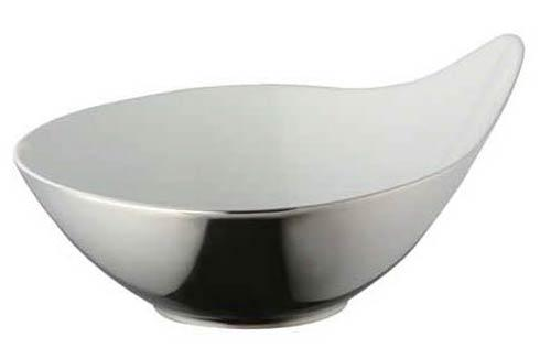 $135.00 Vegetable Bowl, Titanium
