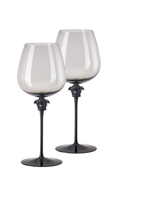 Red Wine Burgundy Set of Two 12 in 33 oz