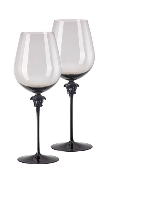 Red Wine Bordeaux Set of Two 11 in 29 oz