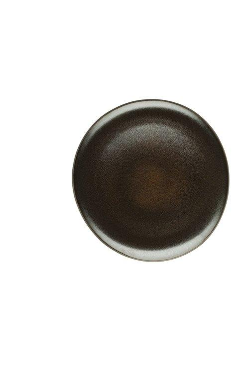 Rosenthal Junto Slate Grey Stoneware Dinner Plate $39.00
