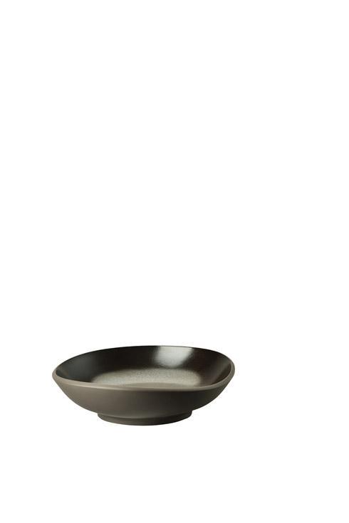 Rosenthal Junto Slate Grey Stoneware Plate Deep $29.00