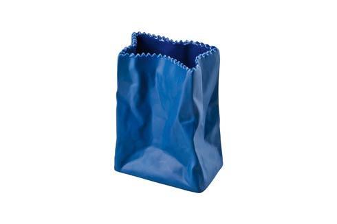 $48.00 Deep Blue Vase 4 in