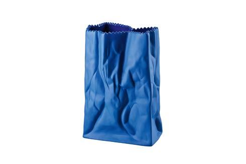 $105.00 Deep Blue Vase 7 in
