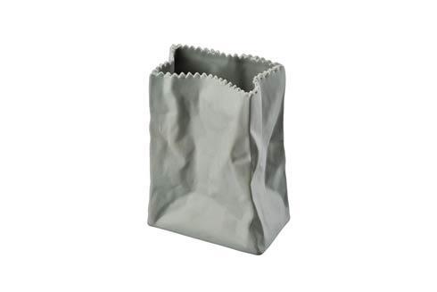 $35.00 Stone Vase 4 in