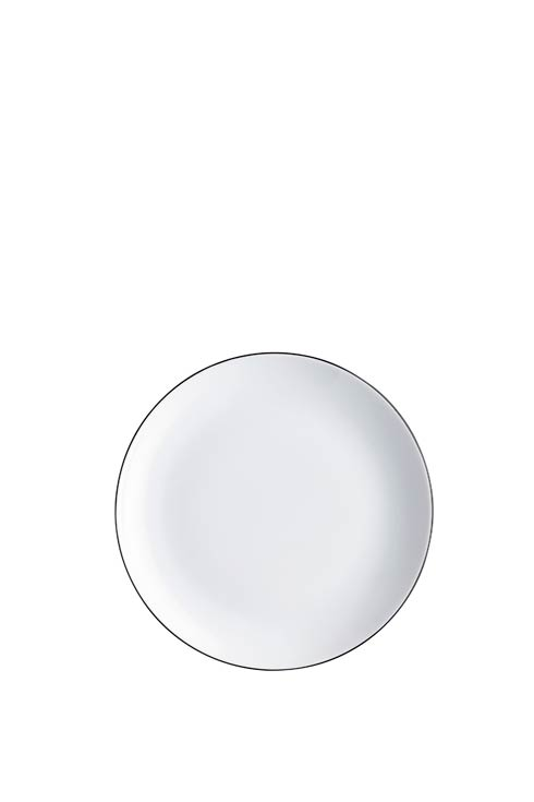 $16.00 Salad Plate Coupe 7 7/8 in
