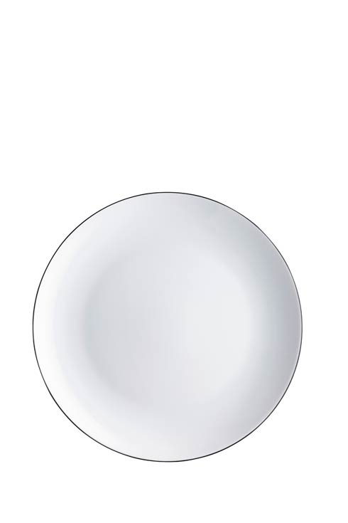 $25.00 Dinner Plate Coupe 10 1/4 in