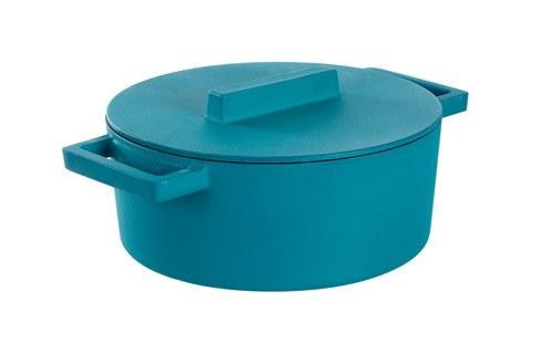 $239.95 Casserole Pot With Lid, Anise 9 1/2 In 42 Oz