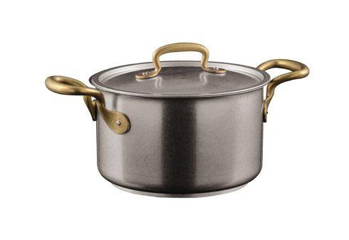 $145.00 Saucepan with Lid, 2 Handles