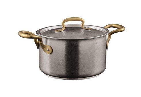 $155.00 Saucepan with Lid, 2 Handles