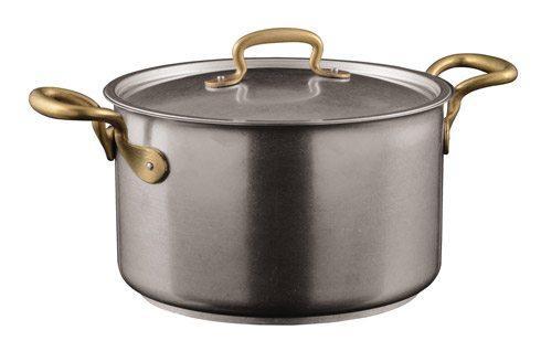 $145.00 Saucepan with Lid, 2 Handles