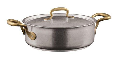 $165.00 Casserole Pot with Lid, 2 Handles