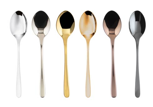 $80.00 Mix & Play/Taste - Coffee Spoon 6 pcs PVD Mix