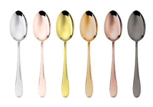 Mix & Play/Frame - Coffee Spoon 6 pcs PVD Mix image