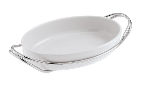 $325.00 Oval porcelain dish set