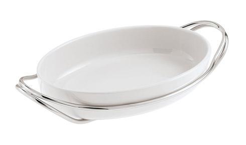 $350.00 Oval porcelain dish set