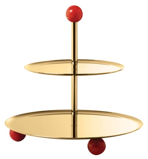 $275.00 Pastry stand (2 tiers) - 8 1/2 in x 8 1/2 in