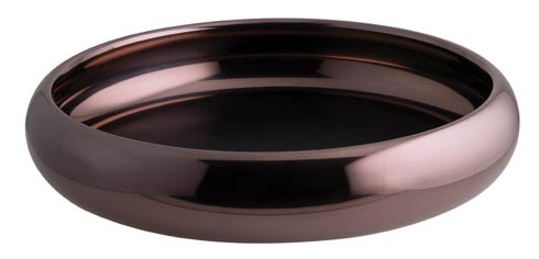 Bowl/ Tray w/o Hndl D 12 5/8 in PVD Parfait Amour