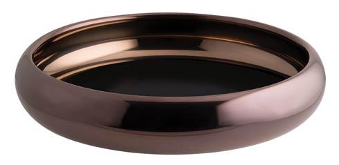 Bowl/ Tray w/o Hndl D 12 5/8 PVD Rum