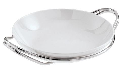 Living Serveware NEW LIVING Mirror + White Dish collection