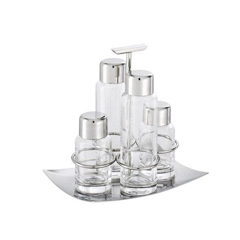 Linea Q Serveware collection with 15 products