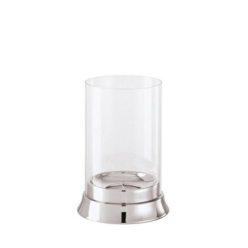 $88.00 Candle lamp w/crystal