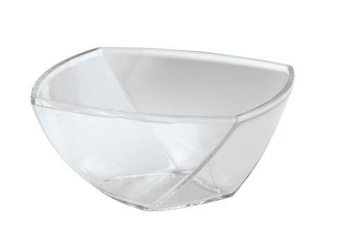 $14.00 Clear Bowl