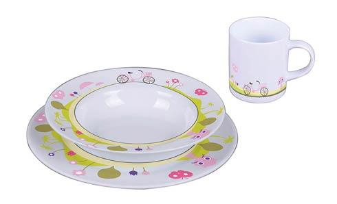 $65.00 \'Jenny The Bike\' Kids Table Set, 3 Pcs