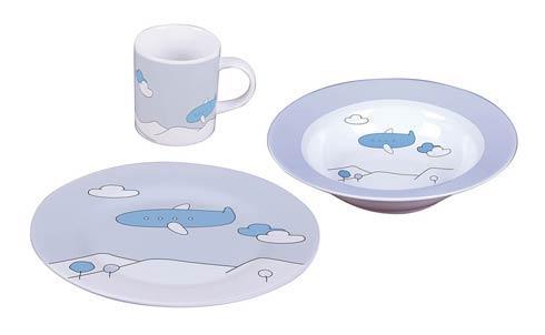 $65.00 \'Blue Plane\' Kids Table Set, 3 Pcs