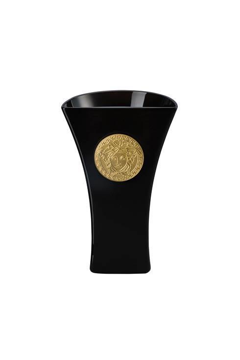 $650.00 Black Vase 11 in
