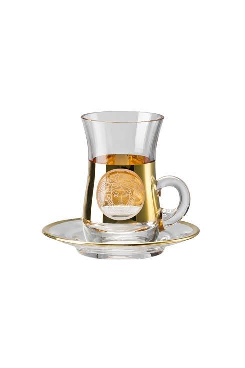 $200.00 Tea Glass 2 Pcs