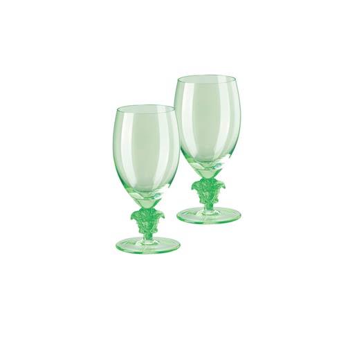 $420.00 2 White Wine Set of Two 11 oz Mint Short Stem