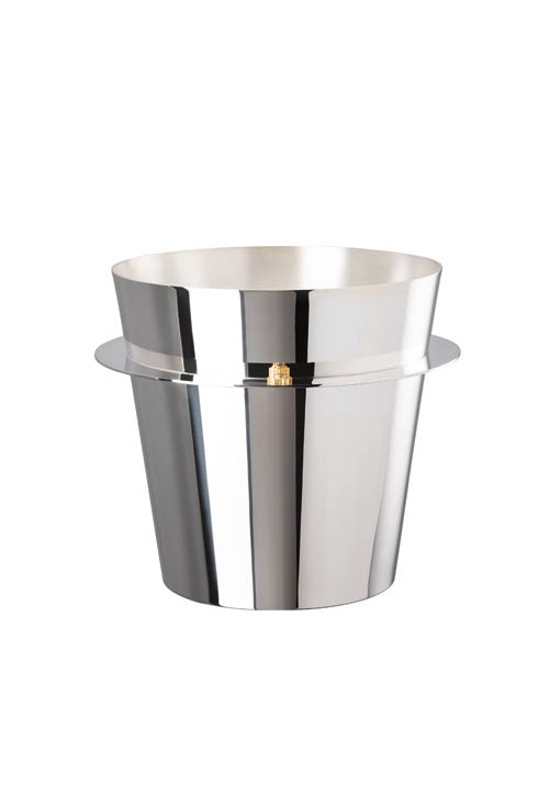 $1,800.00 Champagne Bucket 9 1/4 in