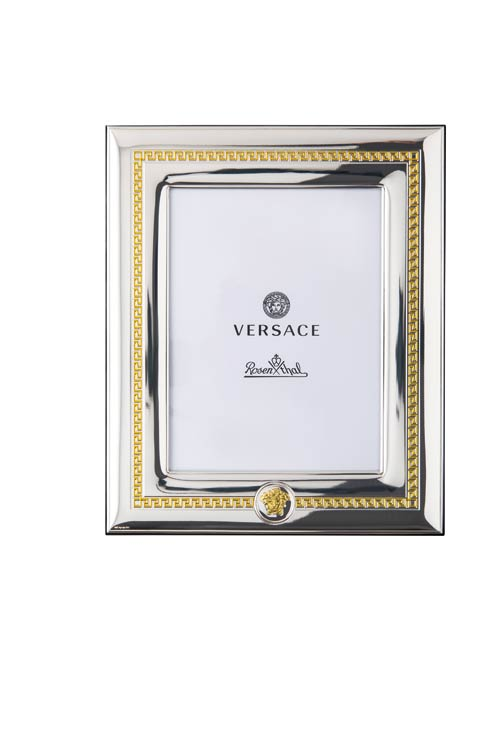 $425.00 Silver/Gold - 6 x 7 3/4 in