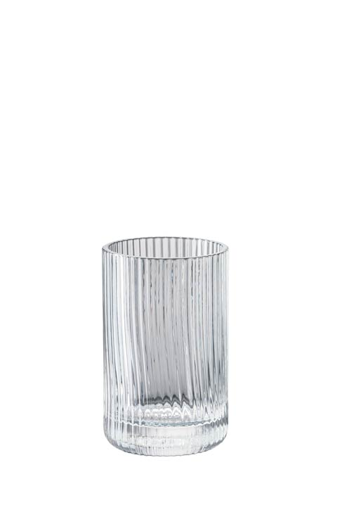 $35.00 Clear Tumbler Small - 11 oz, 3 1/2 in