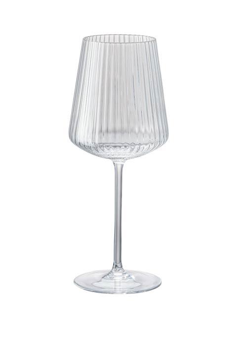 $55.00 Clear White Wine - 14 oz, 8 3/4 in
