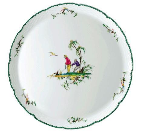 Raynaud  Si Kiang Flat Cake Plate $575.00