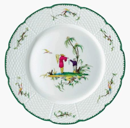 Raynaud  Si Kiang #1 Bread & Butter Plate $95.00