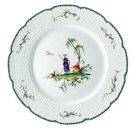 Raynaud  Si Kiang #3 Bread & Butter Plate $95.00
