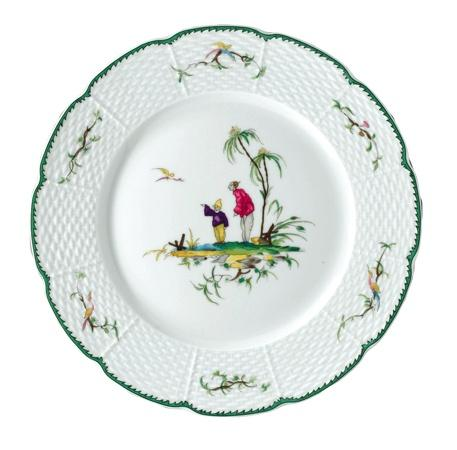 Raynaud  Si Kiang #4 Bread & Butter Plate $95.00