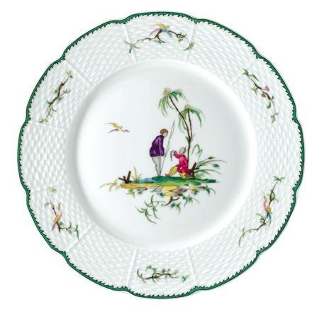 Raynaud  Si Kiang #5 Dinner Plate $170.00