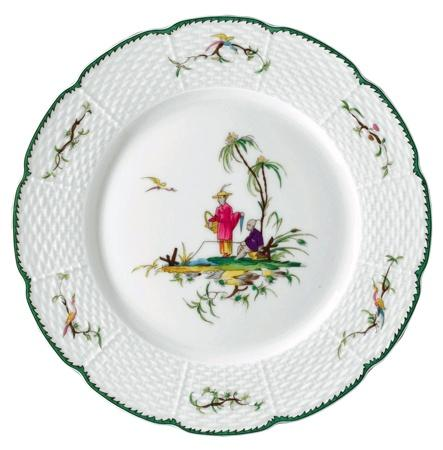 Raynaud  Si Kiang #6 Bread & Butter Plate $95.00